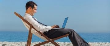 Un trabajador debe cobrar las vacaciones no disfrutadas si deja su empleo