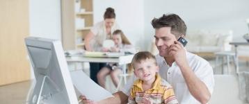 Nueva Ley de Autónomos (Parte IV): Medidas para favorecer la conciliación entre la vida familiar y laboral de los trabajadores Autónomos.