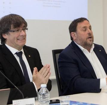 Empresas públicas catalanas ya pagan todos los impuestos al Govern catalán