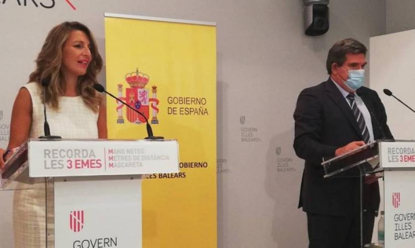 Gobierno y agentes sociales se vuelven a levantar sin acuerdo para prorrogar los ERTE