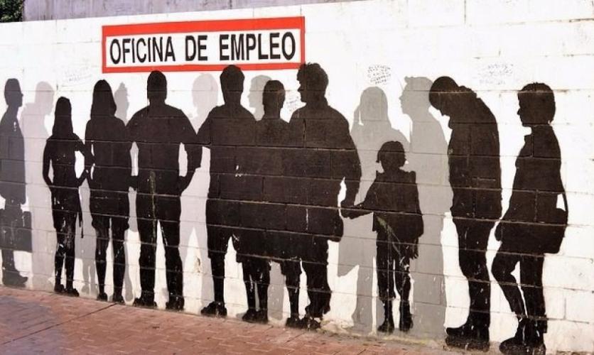 El 31 de agosto se destruyeron 304.642 empleos, el día que más empleo se destruyó en la historia en España.