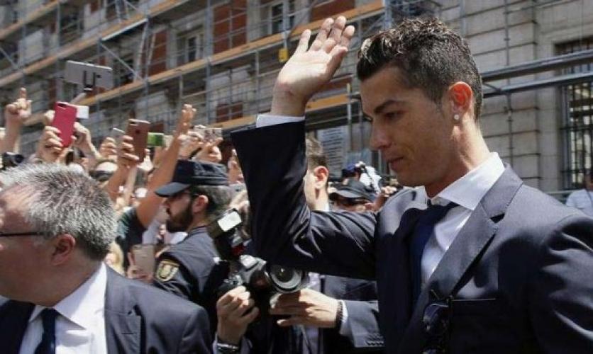La Fiscalía denuncia a Cristiano Ronaldo por defraudar 14,7 millones de euros a Hacienda
