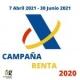 Arranca la campaña de la Renta 2020
