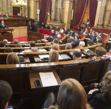 Cataluña aprueba la Renta Garantizada de Ciudadanía de 564 euros