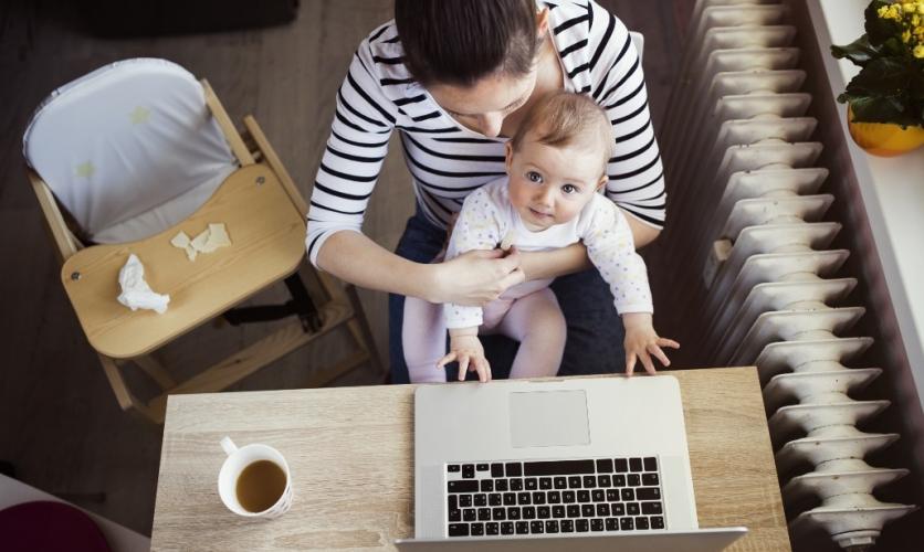 Hacienda ya ha cruzado datos con Trabajo para comenzar a devolver pronto el IRPF de la maternidad.