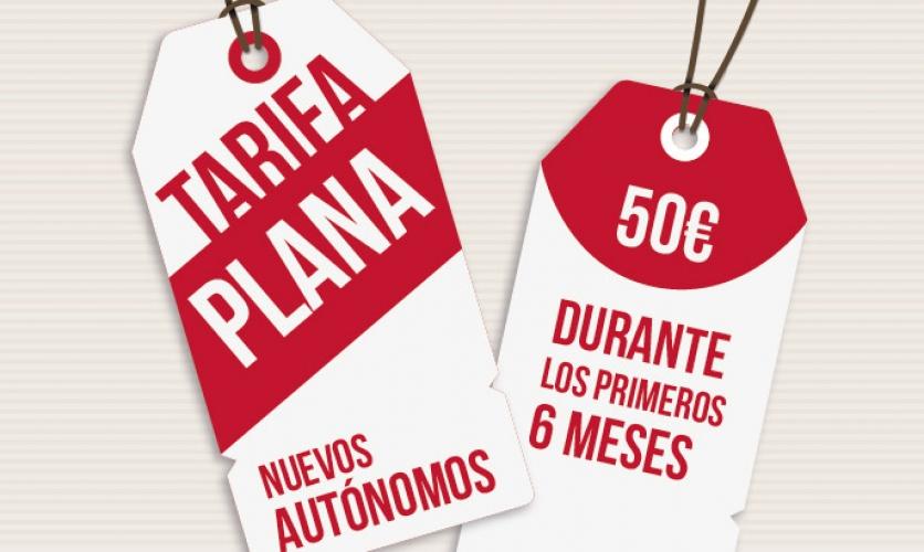 El Gobierno elevará a un año la tarifa plana de 50 euros para autónomos
